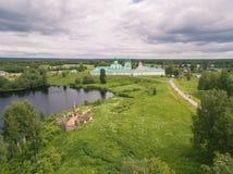 Alexander-Svirsky Monastery Royalty Free Stock Image