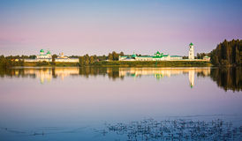Alexander Svirsky monastery, Russia Stock Photo