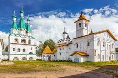 Alexander Svirsky monastery, Russia Stock Photography