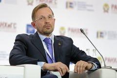 Alexander Vitalyevich Utkin Lizenzfreies Stockfoto