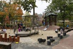 Alexander W Kemp Playground Royalty-vrije Stock Foto's
