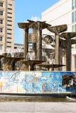 Alexanderplatz à Berlin, Allemagne Image libre de droits