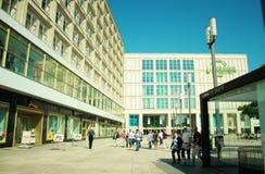 Alexanderplatz Lizenzfreies Stockfoto