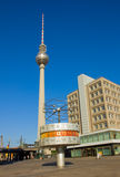 Alexanderplatz, Berlin Stock Photo
