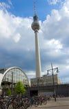 Alexanderplatz, Berlin zdjęcia royalty free
