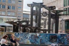 Alexanderplatz Berlin Stock Images
