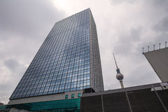Alexanderplatz berlin germany Stock Photo
