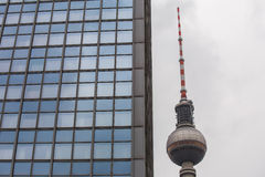 Alexanderplatz berlin germany Royalty Free Stock Photos
