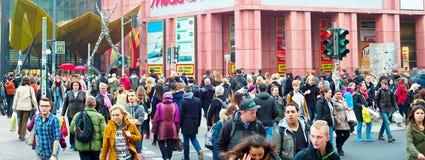 Alexanderplatz, Berlin Stock Images