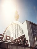 Alexanderplatz Royalty Free Stock Photography