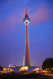 Alexanderplatz square in Berlin, Germany Royalty Free Stock Photo