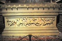 Alexanders Tomb Royalty Free Stock Photos