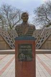 Alexandr Lebedi monument Royaltyfria Bilder
