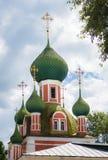 Alexandr Nevsky church Royalty Free Stock Image