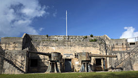 Alexandra Battery - St George, Bermude Immagine Stock