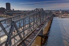 Alexandra Bridge Royalty Free Stock Photo