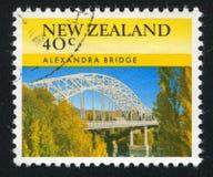 Alexandra Bridge lizenzfreies stockfoto