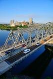 Alexandra Bridge Stock Images