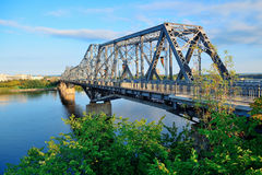 Alexandra Bridge Royalty Free Stock Photo