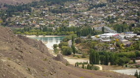 Alexandra Central Otago Imagenes de archivo