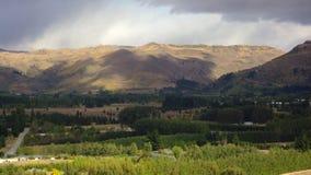 Alexandra Central Otago Lizenzfreie Stockfotografie