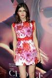 Alexandra Daddario Foto de Stock Royalty Free