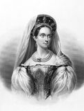 Alexandra Feodorovna, Charlotte of Prussia Stock Photography