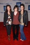 Alexandra Hedison,Erin Daniels,Katherine Moennig Stock Images