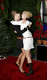 Alexandra Holden e Anna Faris Immagine Stock Libera da Diritti