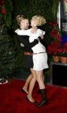 Alexandra Holden et Anna Faris Image libre de droits