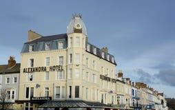Alexandra Hotel Royalty Free Stock Image