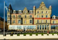 Alexandra Hotel in Oban Stock Afbeeldingen