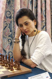 Alexandra Kosteniuk Stock Images