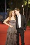 Alexandra maria Lara and boyfriend Stock Photo