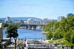 Alexandra most Zdjęcia Royalty Free