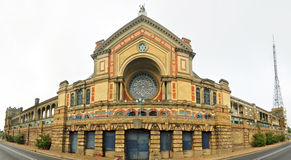 Alexandra Palace Royalty Free Stock Image