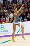 Alexandra Soldatova, Russia Royalty Free Stock Photo