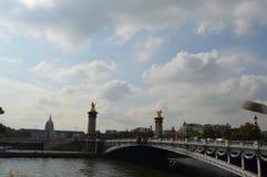 Alexandre ΙΙΙ pont Στοκ φωτογραφίες με δικαίωμα ελεύθερης χρήσης