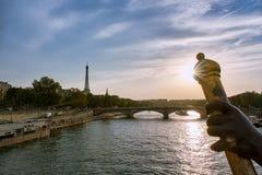 Alexandre ΙΙΙ pont Στοκ εικόνες με δικαίωμα ελεύθερης χρήσης