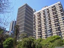 Alexandre de Gusmão Square Stock Images