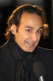 Alexandre Desplat At The King's Speech Royalty Free Stock Photos