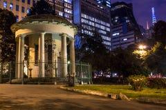 Alexandre Gusmao Square Royalty Free Stock Photo