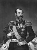 Alexandre II de la Russie Photos libres de droits
