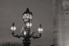 Alexandre III bridge, Paris Royalty Free Stock Photo