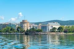 Alexandre le grand marathon Salonique photographie stock libre de droits