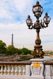 alexandre mosta iii lampionu ulica Zdjęcie Royalty Free
