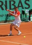 Alexandre SIDORENKO (FRA) at Roland Garros 2010 Stock Image