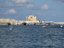 Alexandria Royaltyfri Bild