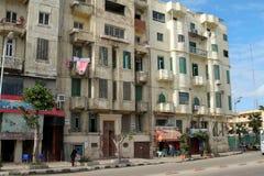 Alexandria in Egypt Stock Photo