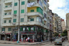 Alexandria in Egypt Royalty Free Stock Photo